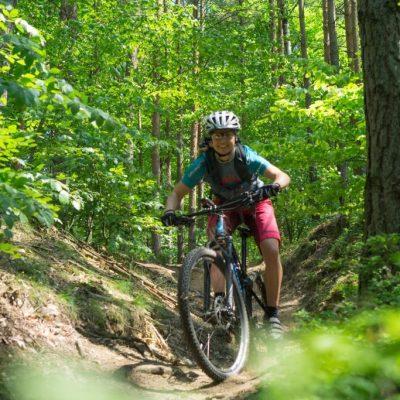 Fahrradfahren Frauen